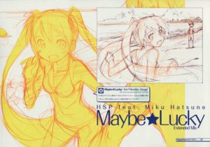 Rating: Safe Score: 8 Tags: hatsune_miku kanzaki_hiro screening sketch tabgraphics vocaloid User: livorno99