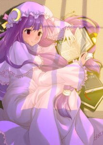 Rating: Safe Score: 9 Tags: lilith_bloody patchouli_knowledge touhou User: Nekotsúh