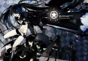 Rating: Safe Score: 40 Tags: black_gold_saw black_rock_shooter black_rock_shooter_(character) dead_master starshadowmagician vocaloid User: Kanon