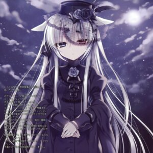 Rating: Safe Score: 54 Tags: animal_ears dress gothic_lolita heterochromia lolita_fashion nuit tsukikage_nemu User: Twinsenzw