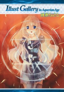 Rating: Safe Score: 5 Tags: aquarian_age naruse_chisato User: Radioactive