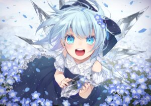 Rating: Safe Score: 61 Tags: cirno touhou toutenkou wings User: Mr_GT