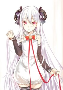 Rating: Safe Score: 66 Tags: hika_(cross-angel) horns thighhighs User: tbchyu001