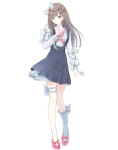 Rating: Safe Score: 60 Tags: dress garter kishida_mel school_fanfare User: saemonnokami