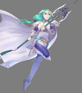 Rating: Questionable Score: 6 Tags: armor fire_emblem fire_emblem:_souen_no_kiseki fire_emblem_heroes heels nintendo pantyhose pikomaro sigrun weapon User: fly24