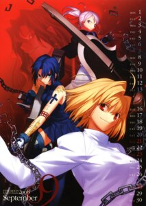 Rating: Safe Score: 3 Tags: arcueid_brunestud ciel melty_blood michael_roa_valdamjong riesbyfe_stridberg takeuchi_takashi tsukihime type-moon User: vita