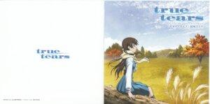 Rating: Safe Score: 8 Tags: disc_cover fixme seifuku sekiguchi_kanami true_tears yuasa_hiromi User: pwetmoo