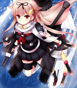 Rating: Safe Score: 37 Tags: kantai_collection pixcel seifuku yuudachi_(kancolle) User: alexvelasquez011