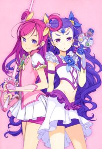 Rating: Safe Score: 36 Tags: granada_level9 kuroboshi_kouhaku milk_(pretty_cure) milky_rose pretty_cure yes!_precure_5 yumehara_nozomi User: fireattack
