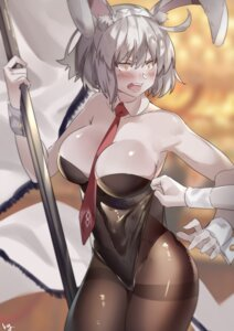 Rating: Safe Score: 27 Tags: animal_ears bunny_ears bunny_girl fate/grand_order jeanne_d'arc jeanne_d'arc_(alter)_(fate) nanaya_(daaijianglin) pantyhose User: Mr_GT