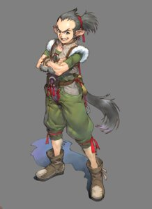 Rating: Safe Score: 2 Tags: elf grandia grandia_iii male pointy_ears ulf yoshinari_you User: MrSonic