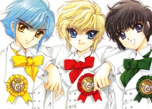 Rating: Safe Score: 1 Tags: clamp clamp_school_detectives gap ijuuin_akira imonoyama_nokoru male takamura_suou User: Share