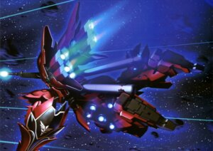 Rating: Safe Score: 10 Tags: gun gundam gundam_unicorn mecha sinanju User: drop