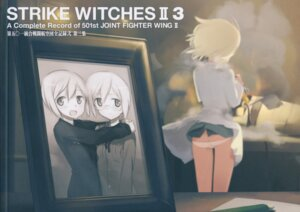 Rating: Safe Score: 23 Tags: erica_hartmann shimada_humikane strike_witches ursula_hartmann User: Radioactive