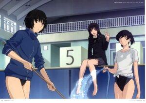 Rating: Safe Score: 31 Tags: amagami morishima_haruka nanasaki_ai seifuku sugimoto_isao swimsuits tsukahara_hibiki User: blooregardo