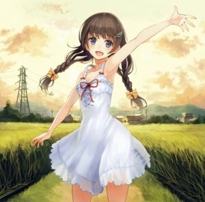 Rating: Safe Score: 205 Tags: dress paseri summer_dress User: 椎名深夏