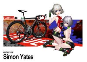 Rating: Safe Score: 20 Tags: ass heels hitomi_kazuya no_bra User: Dreista