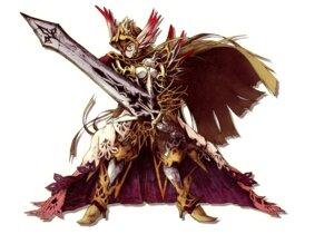 Rating: Safe Score: 5 Tags: iwanaga_yoshinori knights_in_the_nightmare maria_(knights) sword User: Radioactive