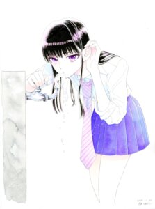 Rating: Safe Score: 15 Tags: koi_wa_ameagari_no_you_ni mayuzuki_jun seifuku signed tachibana_akira User: saemonnokami