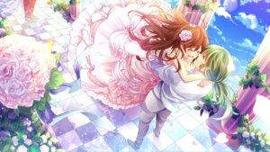 Rating: Safe Score: 28 Tags: dress wallpaper wedding_dress yurichi User: 椎名深夏