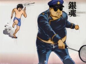 Rating: Questionable Score: 6 Tags: gintama male yamazaki_sagaru User: Davison