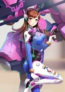 Rating: Safe Score: 53 Tags: ass bodysuit d.va erect_nipples gun headphones maorzshu mecha overwatch User: Mr_GT