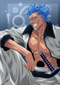 Rating: Safe Score: 9 Tags: bleach grimmjow_jeagerjaques male User: Crazy_88_#2