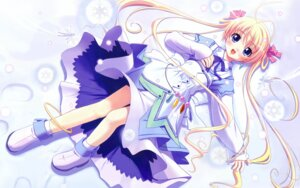 Rating: Safe Score: 24 Tags: dress fururu nonohara_miki rune wallpaper yukinochi_fururu! User: Radioactive