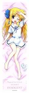 Rating: Questionable Score: 28 Tags: alicia_testarossa dakimakura fixed mahou_shoujo_lyrical_nanoha mahou_shoujo_lyrical_nanoha_innocent okuda_yasuhiro seifuku User: DDD