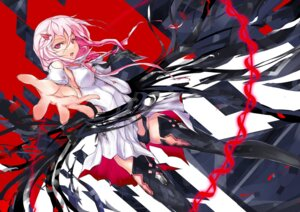 Rating: Safe Score: 43 Tags: guilty_crown thighhighs wei_(hoshieve) yuzuriha_inori User: D-king