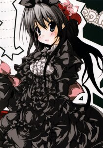 Rating: Safe Score: 12 Tags: dress gothic_lolita lolita_fashion shinkichi. usadama User: MirrorMagpie