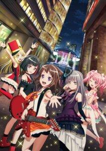 Rating: Safe Score: 18 Tags: bang_dream! dress guitar heels landscape maruyama_aya minato_yukina mitake_ran tagme thighhighs toyama_kasumi tsurumaki_kokoro User: saemonnokami
