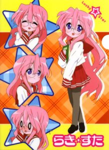 Rating: Safe Score: 15 Tags: lucky_star seifuku takara_miyuki User: hyde333