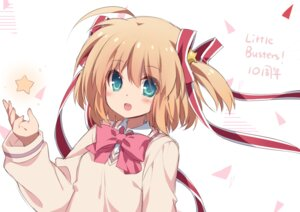 Rating: Safe Score: 23 Tags: jiang-ge kamikita_komari little_busters! seifuku sweater User: charunetra
