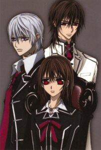 Rating: Safe Score: 8 Tags: cross_yuuki kiryuu_zero kuran_kaname nishida_asako screening vampire_knight User: charunetra