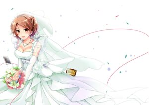 Rating: Safe Score: 39 Tags: dress houjou_karen kiki_(koikuchikinako) the_idolm@ster the_idolm@ster_cinderella_girls wedding_dress User: fairyren