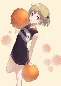 Rating: Safe Score: 65 Tags: cheerleader haikyuu!! maruchi yachi_hitoka User: tbchyu001