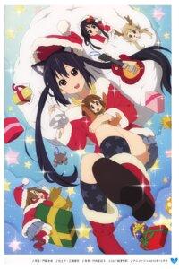 Rating: Safe Score: 30 Tags: akiyama_mio animal_ears christmas hirasawa_yui kadowaki_miku k-on! kotobuki_tsumugi nakano_azusa nekomimi overfiltered tainaka_ritsu User: Radioactive