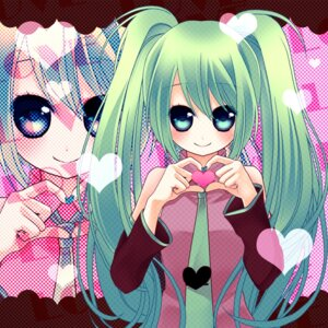Rating: Safe Score: 4 Tags: hatsune_miku shiromayu vocaloid User: charunetra