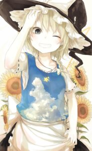 Rating: Safe Score: 26 Tags: kirisame_marisa touhou yuu-rin User: dyj