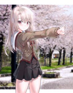 Rating: Safe Score: 27 Tags: fate/kaleid_liner_prisma_illya fate/stay_night ildy illyasviel_von_einzbern seifuku User: yanis