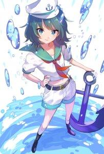 Rating: Safe Score: 18 Tags: murasa_minamitsu seifuku touhou toyosaka wet User: saemonnokami
