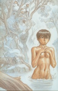 Rating: Questionable Score: 10 Tags: berserk breast_hold casca miura_kentarou naked nipples User: Radioactive