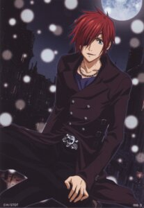 Rating: Safe Score: 8 Tags: d.gray-man lavi male User: Radioactive