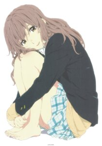 Rating: Safe Score: 63 Tags: feet koe_no_katachi nishimiya_shouko nishiya_futoshi seifuku sweater User: yswysc