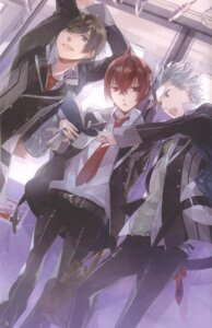 Rating: Safe Score: 20 Tags: kazuaki male nanami_kanata starry_sky tomoe_yoh touzuki_suzuya uniform User: ming_tt