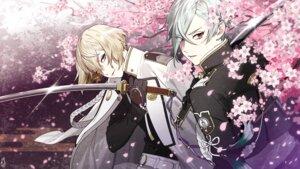 Rating: Safe Score: 9 Tags: higekiri hizamaru male sword tayuya1130 touken_ranbu User: animeprincess