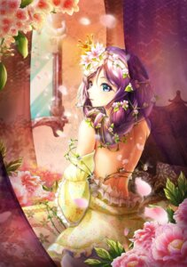 Rating: Questionable Score: 25 Tags: cosplay dress love_live! lunacle no_bra rapunzel tangled toujou_nozomi User: mash