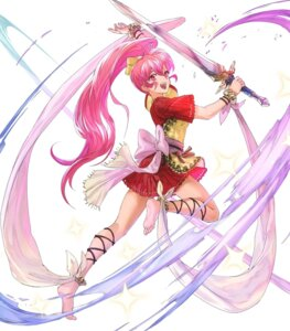 Rating: Questionable Score: 9 Tags: dress feena_(fire_emblem) fire_emblem fire_emblem:_shin_ankoku_ryuu_to_hikari_no_ken fire_emblem_heroes mayo nintendo sword User: fly24