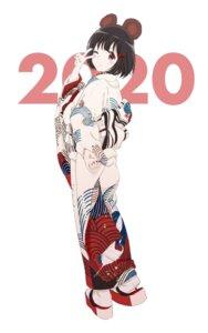 Rating: Safe Score: 18 Tags: animal_ears ass cuvier3240 hibike!_euphonium hisaishi_kanade kimono User: Dreista